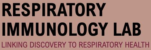 Respiratory Immunology Lab